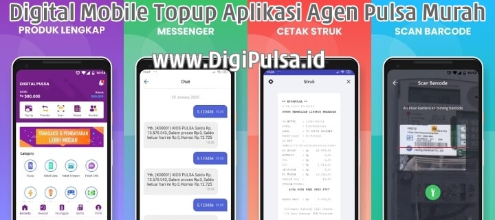 digipulsa.id adalah web resmi server digital pulsa | cv digital payment online