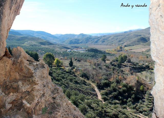 Geoparque del Cuaternario. Valle del río Fardes