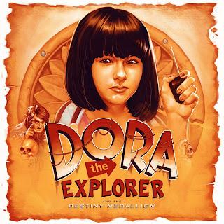 Dora the Explorer and the Destiny Medallion