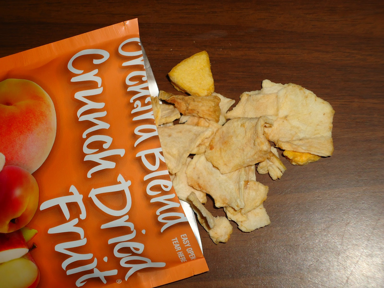 Sensible Foods Crunch Dried Snacks Review