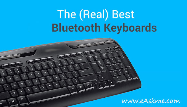 The 5 (Real) Best Bluetooth Keyboards 2020 - Full Comparison: eAskme