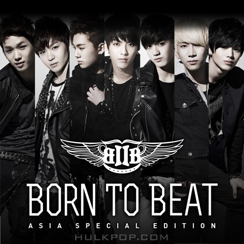 BTOB – Born To Beat (Asia Special Edition) (FLAC + ITUNES PLUS AAC M4A)