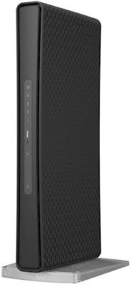 Review MikroTik hAP ac3 LTE6 kit WiFi Dual-Band Router