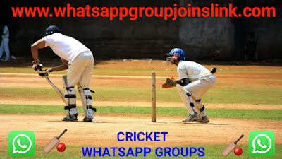 Cricket WhatsApp Group:Join Latest Cricket   WhatsApp Group Joins Link: