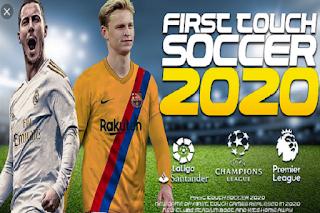 FTS 2020 Mod PES 2020/2021