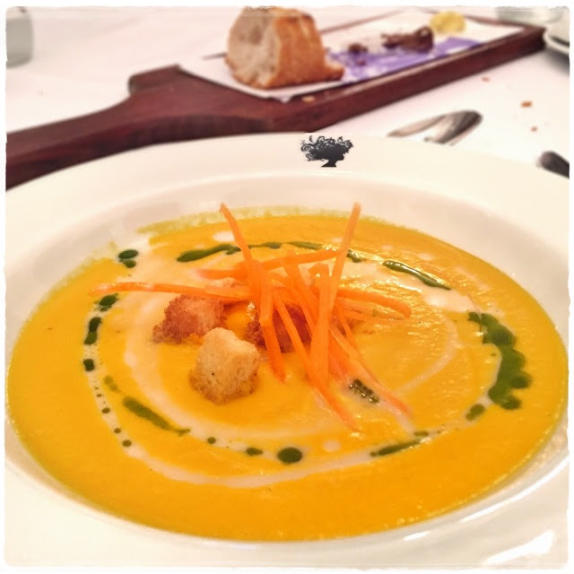 Receita Receta Recipe Sopa Soup Cenoura Leite de Coco