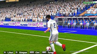Download Texture Santiago Bernabéu for PES PSP Android