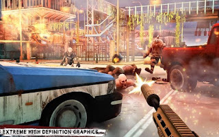 Zombie Dead Target Killer Survival Attack Apk - Free Download Android Game