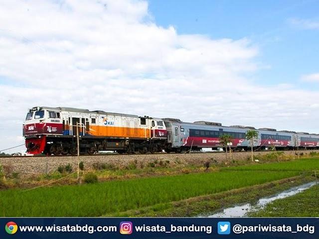 Syarat Naik Kereta Api Masa Perpanjangan PPKM Level 4 Sampai 16 Agustus 2021