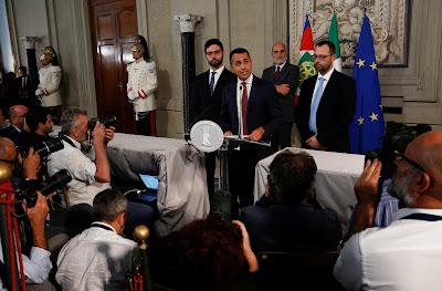 Governo M5S-PD Cosa Succede all'Economia Italiana
