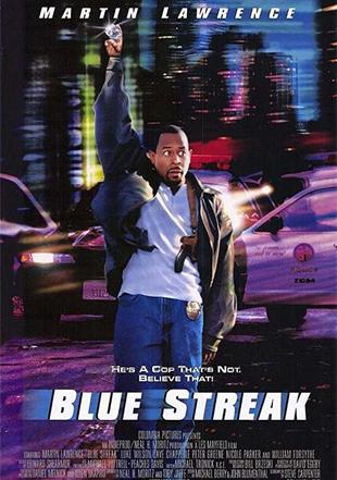 Blue Streak 1999 BRRip 1080p Dual Audio In Hindi English HEVC