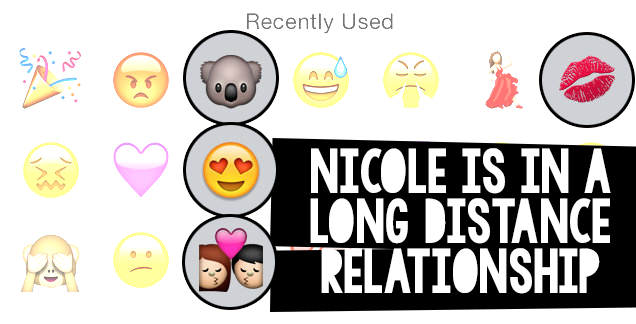Life Lately as Told by Emojis | Just the Elevator Pitch