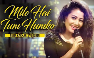 mile ho tum humko bade naseebo se lyrics in english