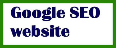 Google SEO website