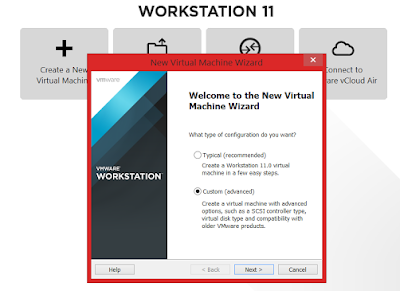 How to install Windows 7 as a virtual machine using VMware Workstation