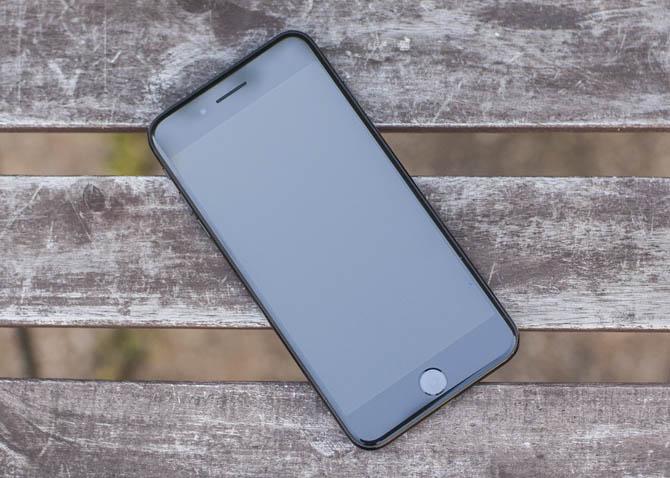 iPhone 7 Plus (Jet Black) Giveaway