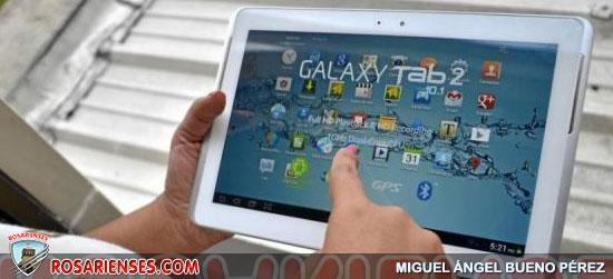 Estudiantes de Santa Rosa de Cabal verán clases con tablet | Rosarienses, Villa del Rosario