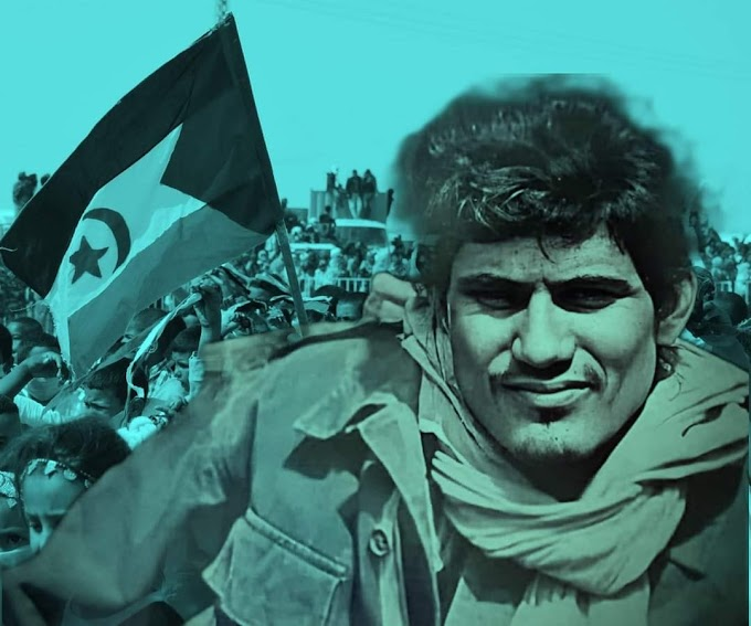 Luali Mustafá Sayed: El ejemplo de la fuerza de la juventud saharaui.