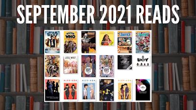 September 2021 Reads