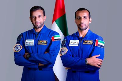 رواد الفضاء الإماراتيون إلى وكالة ناسا في تدريبات مشتركة