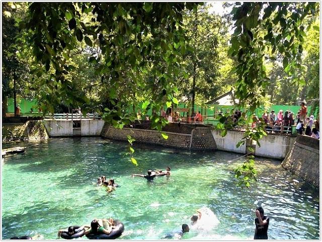 Pemandian Bekti Harjo;10 Top Destinasi Wisata Tuban