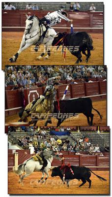 Rejones Motín Aranjuez Andy Ventura