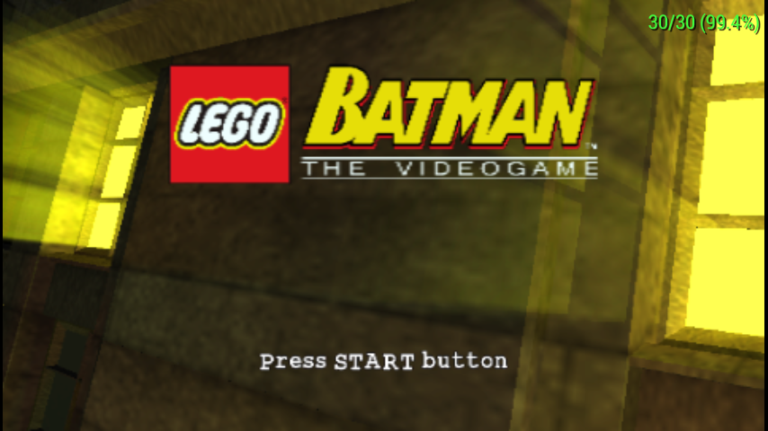 Lego Batman: The Video Game (USA) ISO/CSO PSP/PPSSPP ...