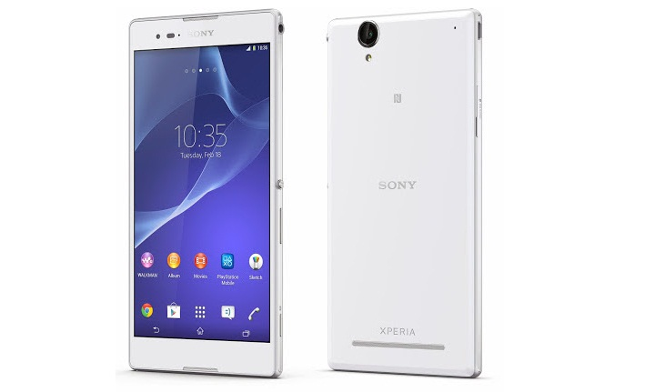 Cara Flashing Sony Xperia T2 Ultra D5303 Bootloop / Mati total