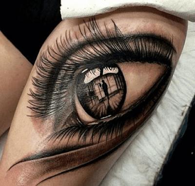 Tatuajes de ojo que toda persona debería tener