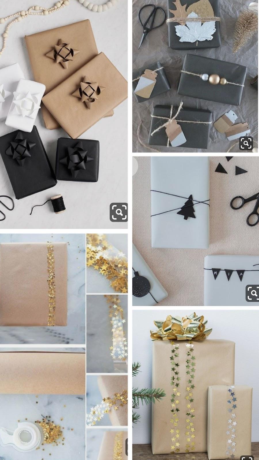 Pakowanie prezentów - inspiracje na święta - jak zapakować prezent dla najbliższych?
