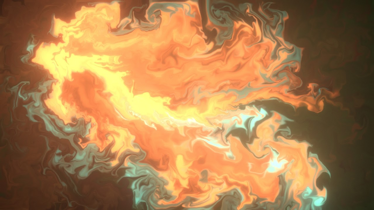 Abstract Fluid Fire Background for free - Background:22