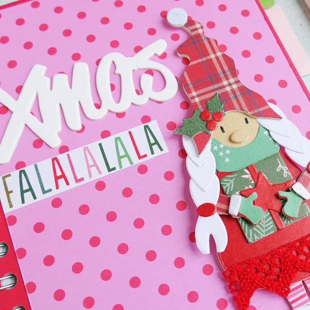 Christmas Planner fai da te – idea regalo per Natale
