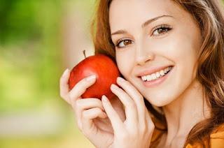 ماسكات التفاح لنضاره البشره