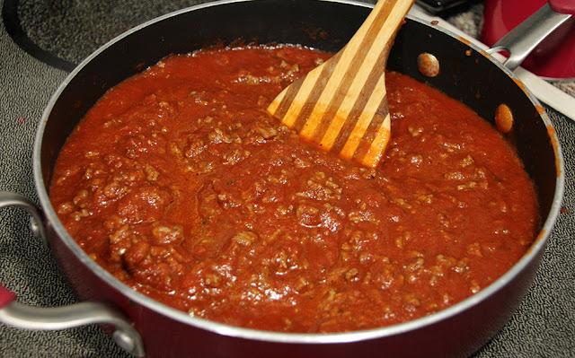 Tomato Meat Sauce