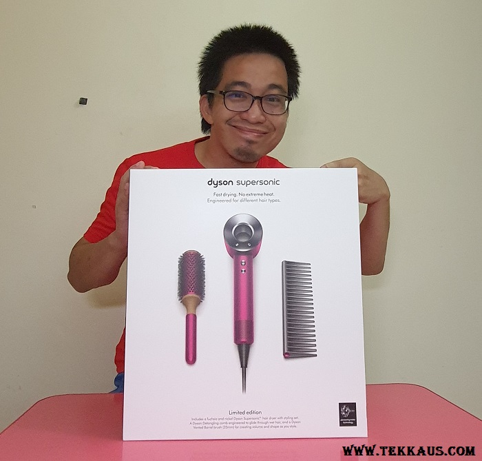 Dyson Supersonic Hair Dryer For Mother's Day