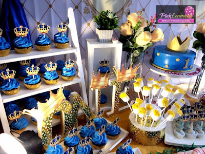 Royal Prince Dessert Buffet