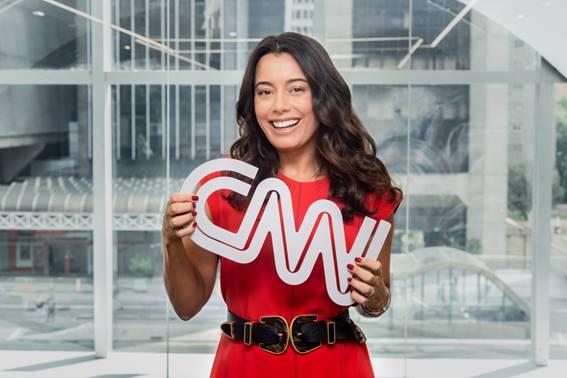 """Daniela Filomeno comanda o """"CNN Viagem & Gastronomia"""" – Foto: Kelly Queiroz"""