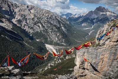 International Highline Meeting Dolomites