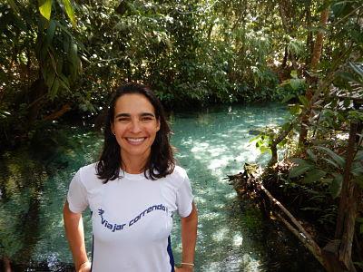 Cachoeira do Formiga no Jalapão