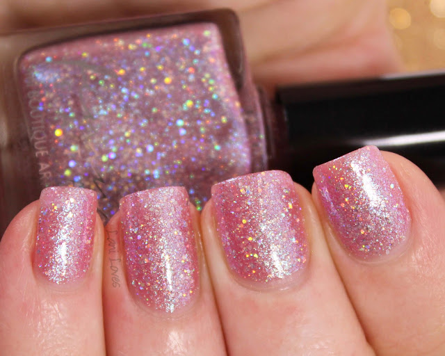 Femme Fatale Heavenly Raiment Swatches & Review