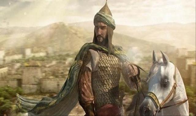 وفاة صلاح الدين الأيوبى