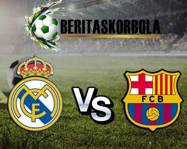 Prediksi Real Madrid Vs Barcelona Senin 2 Maret 2020