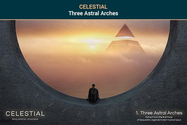 CELESTIAL by Sequentia Legenda