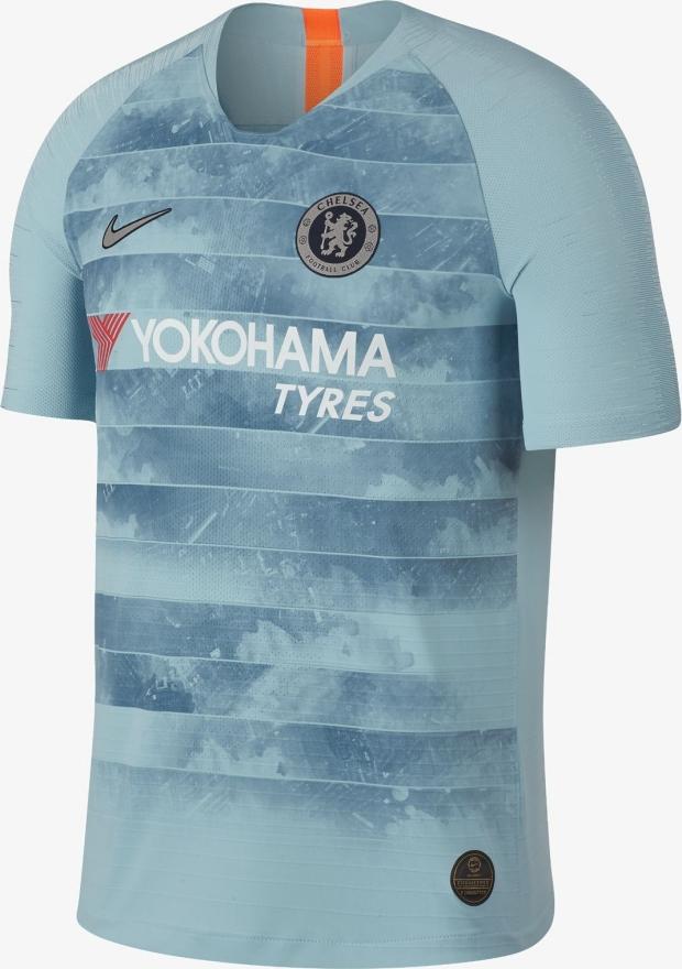 e150704478c33 Nike lança a nova terceira camisa do Chelsea - Show de Camisas