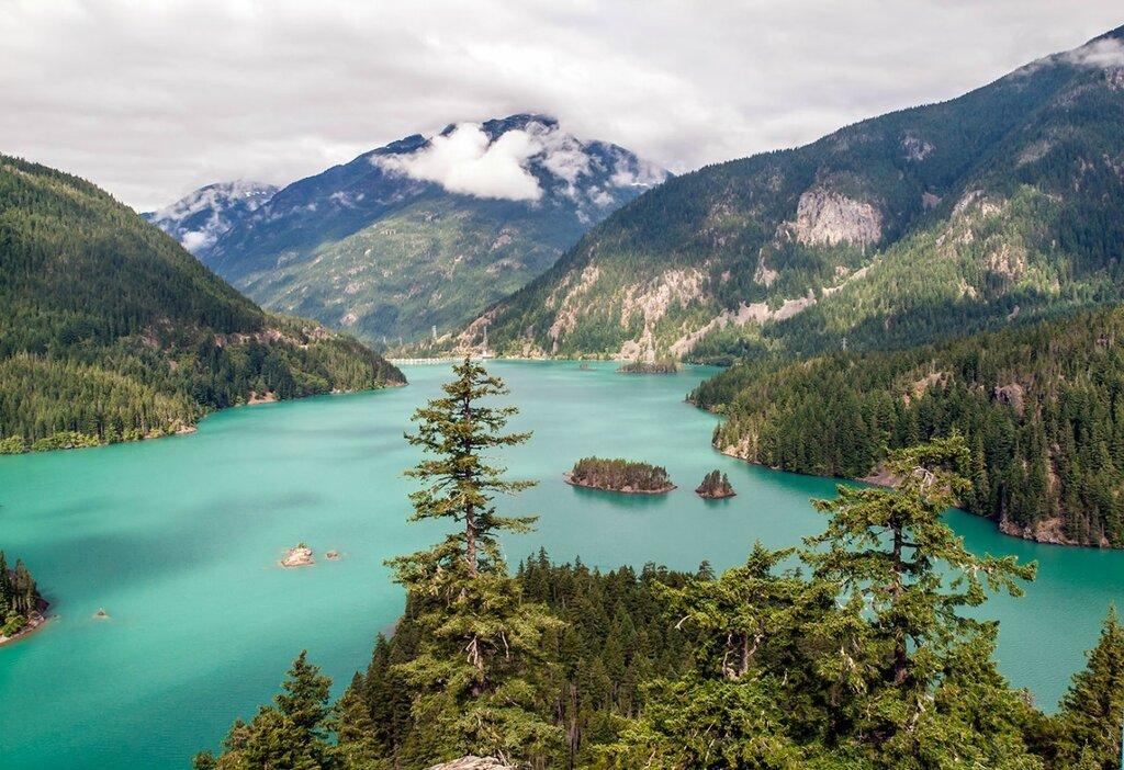 North Cascades National Park Washington State 2