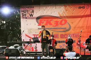 Ribuan member FK3O dari berbagai Komunitas ramaikan IIMS 2021
