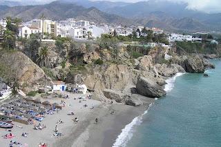 Playa de Calahonda, Nerja.