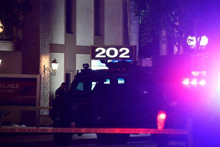 مقتل أربعة أشخاص بينهم طفل في إطلاق نار في أورانج بكاليفورنيا