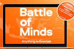 Bentoel Group Kembali Gelar Battle of Minds, Ajak Para Inovator Buat Perubahan