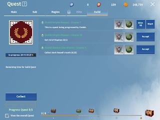 icarus m guild quest